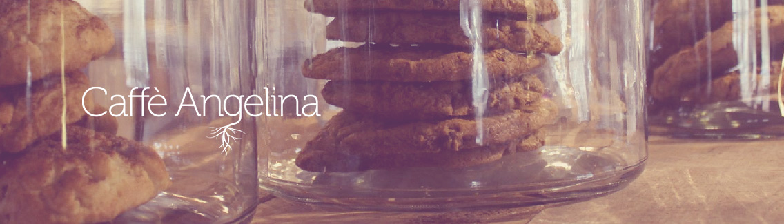 Photo of a stack of cookies from Frisella's Caffe Angelina