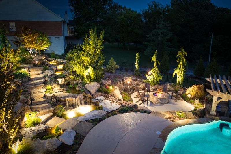 Frisella Nursery Landscape design and build