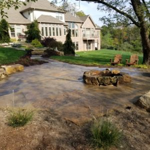 Flagstone Patio St. Louis