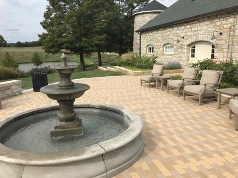Stone paver St. Louis