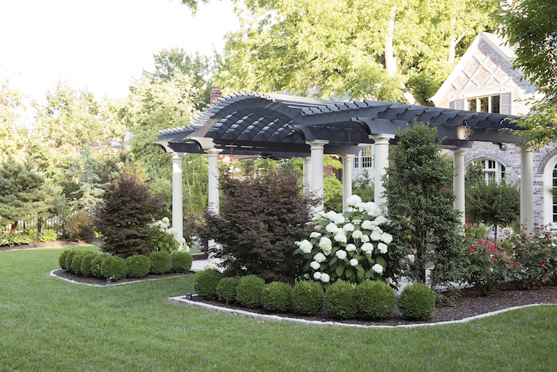 Formal Landscape Design St. Louis, Missouri3