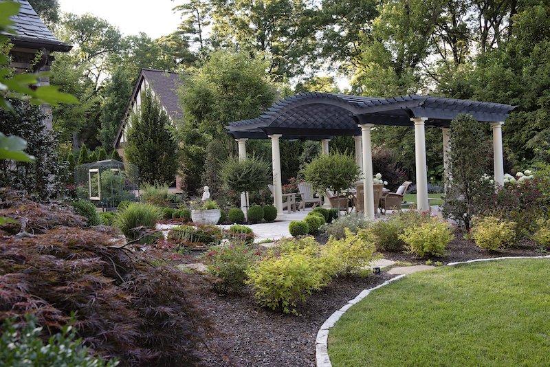 Formal Landscape Design St. Louis, Missouri7