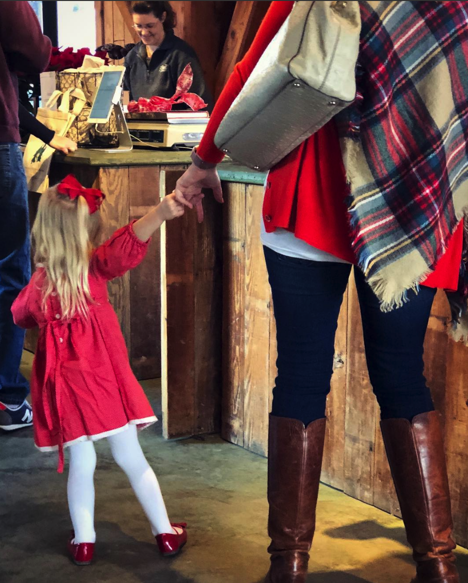 Frisella Nursery Holiday open house 2018