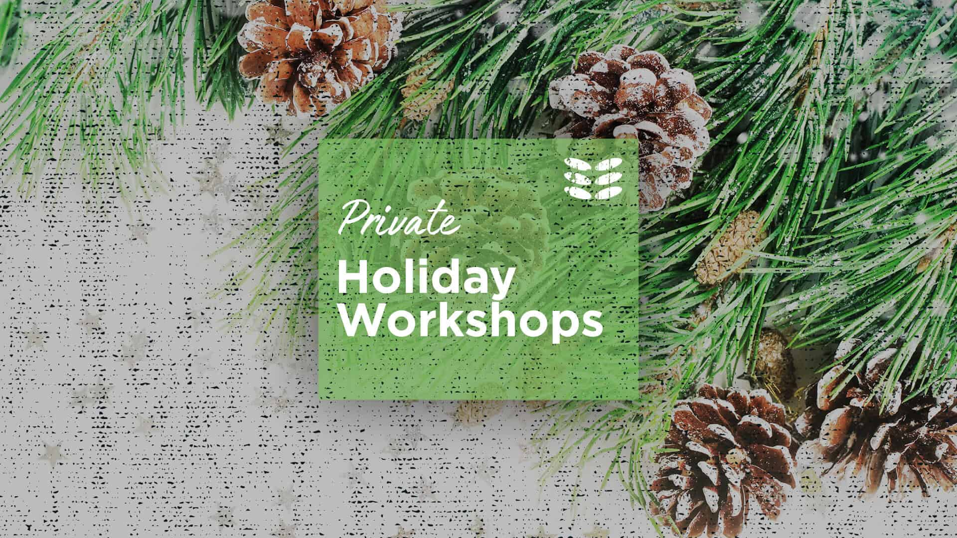 Private Holiday Events